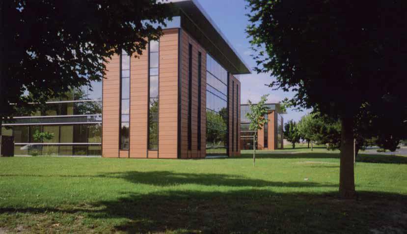 Bureaux à louer à Reims